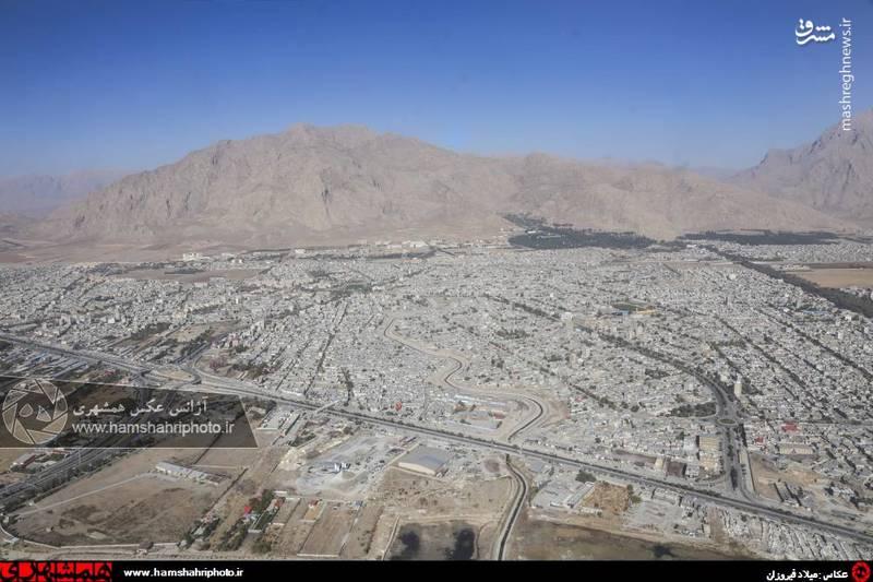 2148366 تصاویر هوایی از کرمانشاه