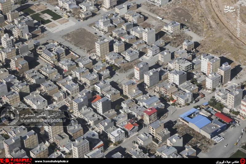 2148370 تصاویر هوایی از کرمانشاه