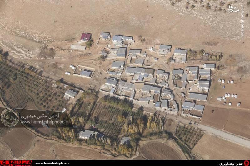 2148371 تصاویر هوایی از کرمانشاه