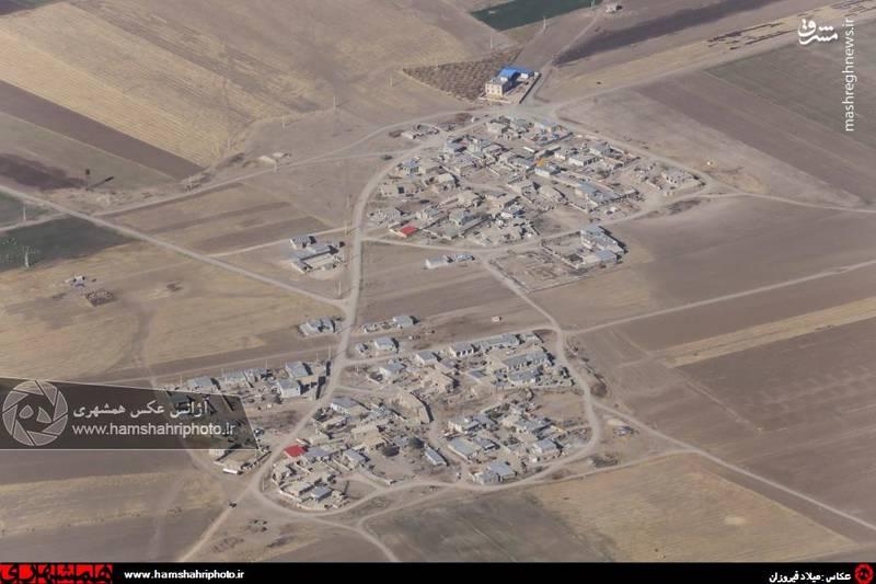 2148374 تصاویر هوایی از کرمانشاه