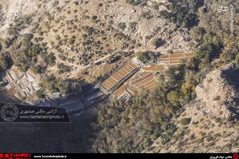 2148375 تصاویر هوایی از کرمانشاه
