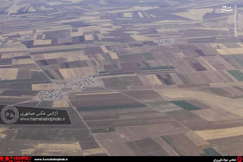 2148378 تصاویر هوایی از کرمانشاه