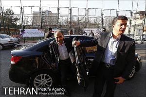 عکس/ خودروی تشریفات شهردار تهران