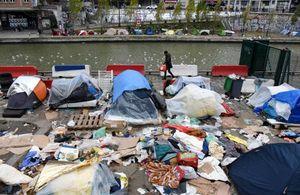 نزاع خونین مهاجران کاله در فرانسه