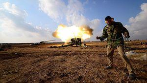 تروریست ها در جنوب ادلب