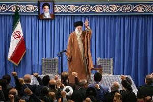 عکس/ دیدار اعضای شورای هماهنگی تبلیغات اسلامی با رهبرانقلاب