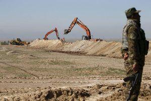طرح جدید برای مرز عراق و سوریه