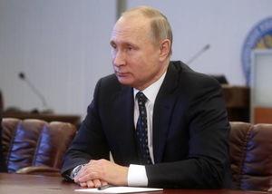 رایزنی مقامات اروپایی با پوتین بر سر سوریه