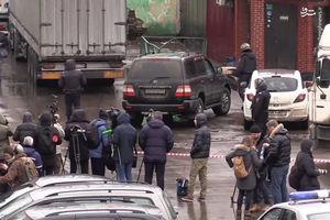 عکس/ تصاویر جدید از گروگانگیری مسکو