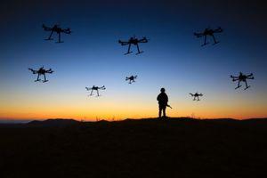 ایران در آستانه دستیابی به فناوری نظامی هوش مصنوعی و «یورش فوجی» +عکس و فیلم