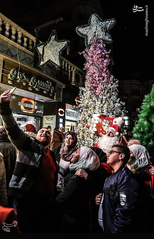 کریسمس در دمشق
