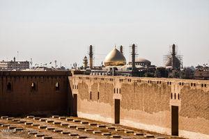 عکس/ مسجد جامع و قلعه سامرا