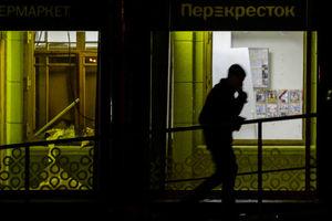 عکس/ انفجار در سن پترزبورگ روسیه