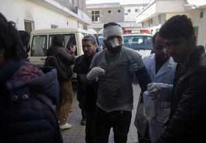 تصاویر جدید از حملات تروریستی کابل