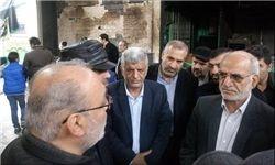 دستور استاندار تهران برای بازسازی حسینیه سادات درکه