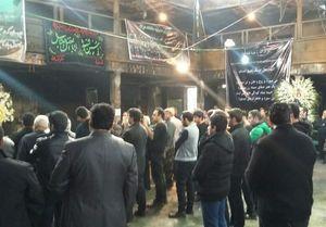 جزئیات آتشسوزی حسینیه سادات درکه+عکس