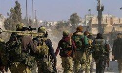 خروج قریب الوقوع بیش از 1000 تروریست از جنوب غرب دمشق