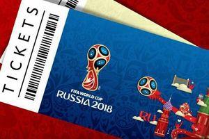 قرعهکشی بلیت فروشی جام جهانی 2018 انجام شد