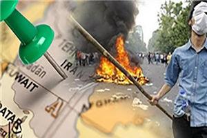روحانی: آشوبگران پست و مزدور هستند