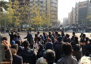چه کسانی و چرا در تهران به خیابان آمدند؟/ سواستفاده ۴ درصدیها از مطالبات ۹۶ درصدیها
