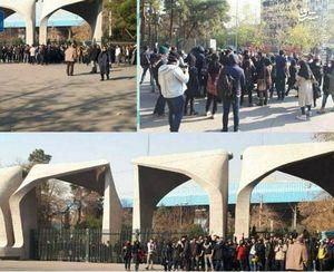 دختران و پسران نقابپوش اغتشاش تهران هم «مالباخته» بودند؟!/ سلامتی: بیلان روحانی به حساب اصلاحطلبان نوشته میشود