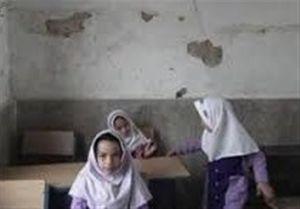مدارس در مناطق زلزله زده