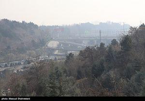 هوای تهران در وضعیت قرمز +جدول