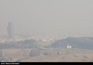 کدام منطقه تهران هوای پاک دارد؟ +عکس