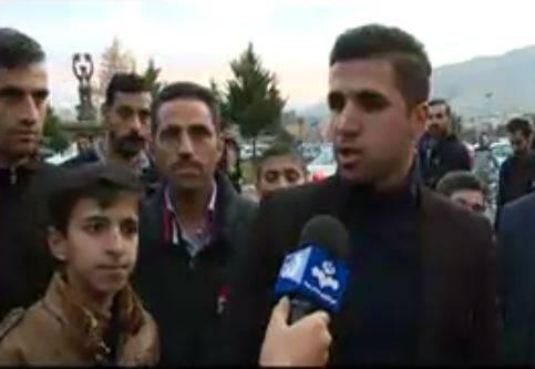 فیلم/ گزارشی از تجمع روز گذشته مردم لرستان