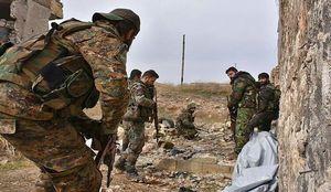 آغاز عملیات گسترده ارتش سوریه در غوطه شرقیه