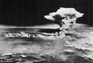 بمباران اتمی هیروشیما و ناکازاکی جنایت علیه بشریت