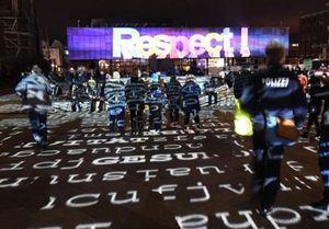 جشن سال نو در آلمان تحت تدابیر شدید امنیتی +عکس