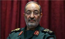 سردار جزایری: هدف دشمن مخدوش کردن اذهان مردم نسبت به سپاه است
