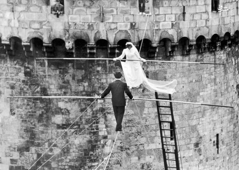 ازدواج دو فرانسوی در 1959 میلادی