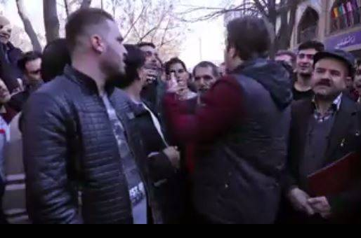 فیلم/ مصاحبه جنجالی با مردم گله مند