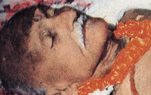 عکس/ آخرین تصویر رهبر استقلال «هند»