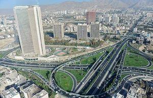 تقسیم مناطق تهران در زمان زلزله بین استانهای ایران