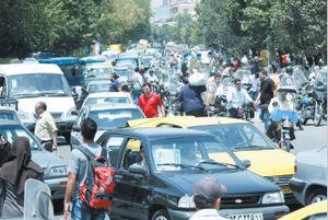 طرح تشدید ترافیک شهر