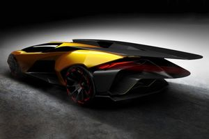 همه چیز درباره Lamborghini Apis +عکس