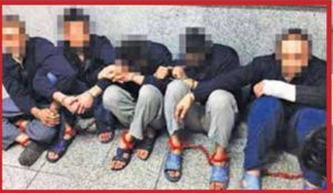 مادر، طراح سناریوی ربودن پسر 18 ساله +عکس
