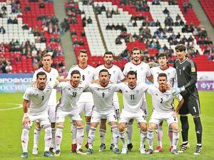 ساعت بازی ایران و الجزایر اعلام شد