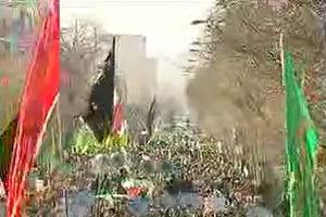 فیلم/ قیام مردم اردبیل علیه فتنهگران