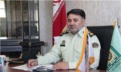 دستبند پلیس بر دستان قاچاقچی مواد شمالشهر تهران