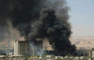 25 کشته در انفجار خودروی انتحاری در شهر ادلب سوریه