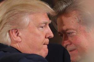 تهدید استراتژیست پیشین ترامپ