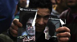 طناب پوسیده آمریکا برای فروپاشی دولتهای ملی/ لیبی در حسرت حکومت قذافی+تصاویر