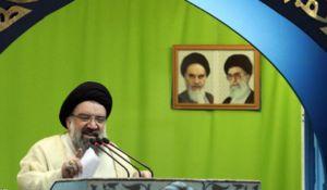 خطیب نماز جمعه تهران: اغتشاشگران به نام ملت به ملت خیانت کردند/ اصل اعتراضات مردم بر حق بود/اتفاقات اخیر جلوه عقدهگشایی آمریکاست