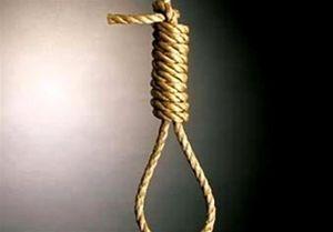 طناب دار برگردن داماد جنایتکار +عکس
