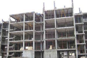 چالش ساختمان های نیمه کاره در پایتخت