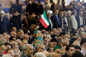 عکس/ نماز جمعه امروز تهران